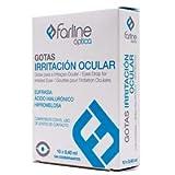 Farline GOTAS IRRITACION OCULAR CON EUFRASIA Y ACIDO HIALURONICO 10 X 0,4