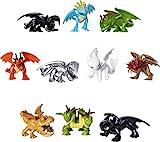 Dragons Mystery - Juguete dibujos animados para niños, 1 unidad, modelos surtidos, Multicolor