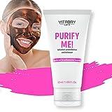 Purify Me!! máscara facial contra la piel grasa/impura - arcilla brasileña y ácido salicílico - 50ml