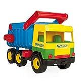 Wader-Wozniak 32051 - Kipper, Camión de juguete, 38 cm, colores surtidos