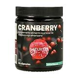Naturitas Cranberry Arándano Rojo | 60 Capsulas | Pastillas para cistitis | Mejora el tracto urinario | Capsulas vegetales | Antioxidante | Arándano Rojo | Tratamiento infección orina | Para 1 mes
