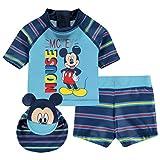 Conjunto de baño para bebé, 3 unidades, de Disney Disney Mickey 3-6 Meses