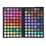 Paleta de Sombra de Ojos Colección Vivo Brillante Kit de Maquillaje Caja Profesional para Maquillaje Accesorio cosmético de Belleza (Paleta de Sombra de Ojos de 120 Colores) (120-5)