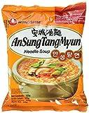 Nong Shim Fideos Instantáneos Ansungtang Con Carne Asada Y Miso 125 g
