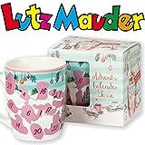 Lutz Mauder Calendario de Adviento * como taza con 24 superficies para rascar de Lutz Mauder Versión 2020, regalo de Adviento, Navidad, calendario, sorpresa, invierno, diversión