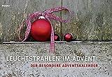 Leuchtstrahlen im Advent: Der besondere Adventskalender
