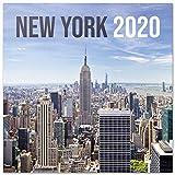 ERIK - Calendario de pared 2020 New York Color, 30 x 30 cm