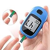 Fall Medidor de glucosa en Sangre, Blood Glucose Monitor, Diabetes análisis de Estuches con Las Tiras de Prueba x 25 y 25 x The Lancet, for los diabéticos