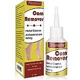Corn Remover, Eliminar Verrugas, Eliminación de Callos, Eliminar Durezas Y Callos, Ungüento Verrugas del pie de Maíz, tratamiento de eliminación de verrugas, removedor de maíz, 15ml