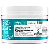 Bed Head by Tigi – Urban Antidotes Recovery, mascarilla de tratamiento capilar para cabello seco, 200 g