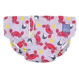 Bambino Mio Potty Training Pañal de Aprendizaje, Multicolor (Crab Cove), 2 Años+