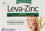 HIJAS DEL SOL Levacinc - 60 Cápsulas