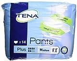 Tena Pants Plus Classic - Mediano (80-110cm) Confezione da 14