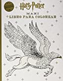 Harry Potter Maxi Libro Para Colorear (HARRY POTTER LIBROS PARA COLOREAR)