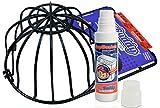 Líquido Cap Washer Detergente & Cap Buddy = Kit completo para limpiar todas las gorras de béisbol