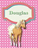 Handwriting and Illustration Story Paper 120 Pages Douglas: Primary Grades Handwriting Book