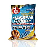 Quamtrax Nutrition Massive Gainer, Sabor Chocolate - 7000 gr