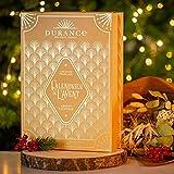 DURANCE - Calendario de Adviento con velas y cosméticos
