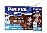 Puleva Batido de Chocolate, 6 x 200ml