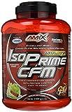 Amix - Proteína IsoPrime CFM Isolate, 90% Proteína, Rica en Aminoácidos y Glutamina, Favorece el Crecimiento Muscular, Baja en Grasas, Proteína en Polvo, 2 Kg, Sabor Manzana Verde con Canela