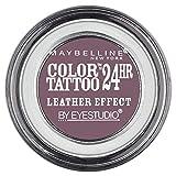 Maybelline New York Tattoo 24H Sombra de Ojos, Tono: Creamy Matte Vintage Plum 97