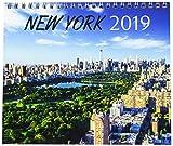 Grupo Erik Editores CS19002 - Calendario de sobremesa 2019 New York, 17 x 20 cm